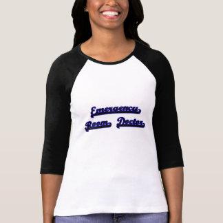 Emergency Room Doctor Classic Job Design T Shirt
