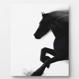 Emerging Stallion Plaque