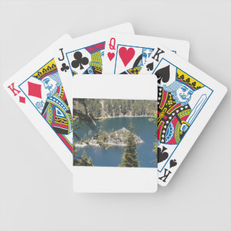emerld bay bicycle playing cards
