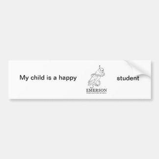 Emerson Bumper Sticker (Owl)