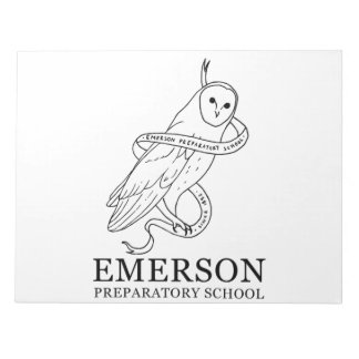 Emerson Notepad (Owl)