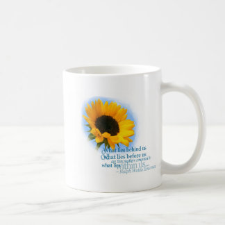 Emerson Quotation Coffee Mug