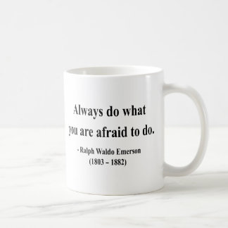 Emerson Quote 10a Coffee Mug