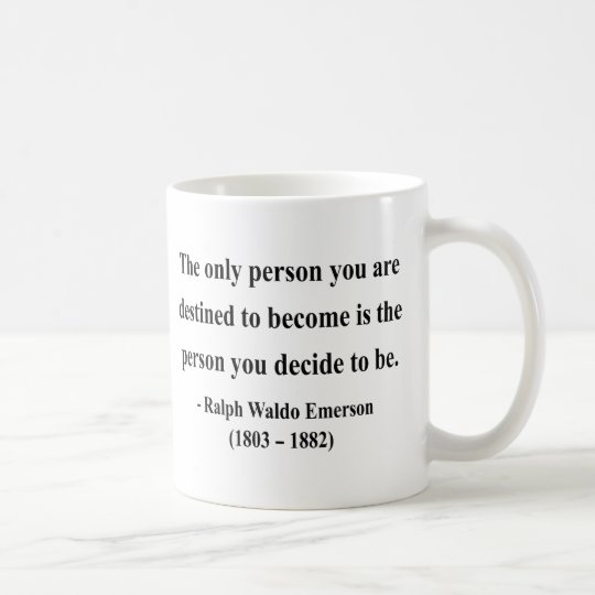 Emerson Quote 1a Coffee Mug