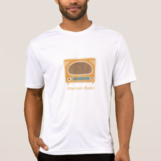 Emerson Tube Radio Collector Tee Shirts