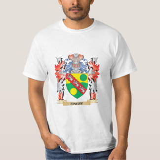 Emery Coat of Arms - Family Crest T-Shirt