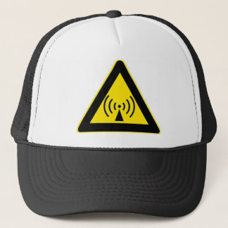 EMF SOURCE TRUCKER HAT
