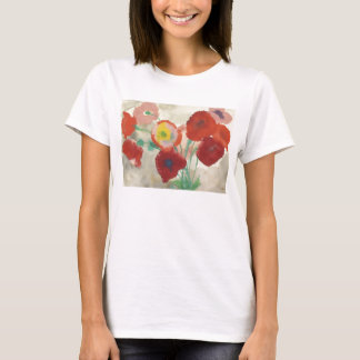 Emil Nolde - Red Poppies T-Shirt