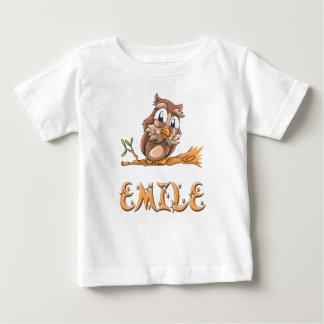 Emile Owl Baby T-Shirt