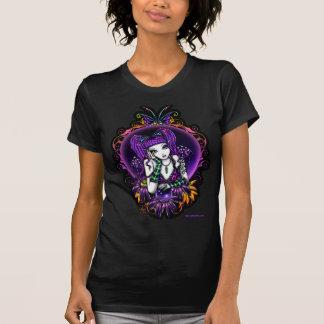 Emilicious Gothic Magical Rainbow Faery Babydoll T T-Shirt