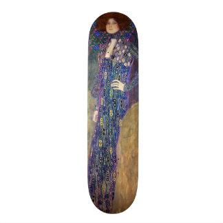 Emilie Floege Custom Skateboard