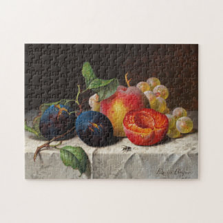 Emilie Preyer: Fruits and Fly Jigsaw Puzzle