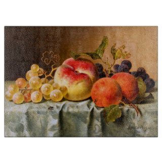 Emilie Preyer: Fruits with Fly Cutting Board