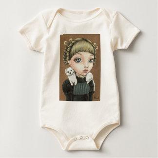 Emily and Constantine Baby Bodysuit