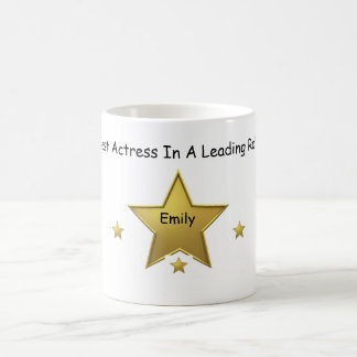 Emily-Best Actress Coffee Mug