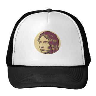 Emily Brontë Trucker Hat