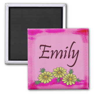 Emily Daisy Magnet