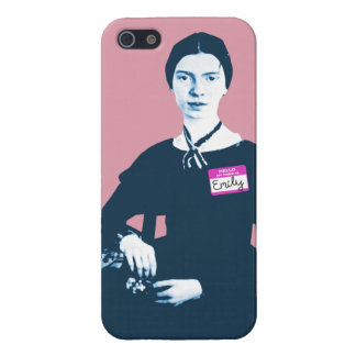 Emily Dickenson iPhone Case iPhone 5 Case