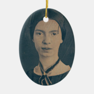 Emily Dickinson Ornament