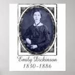 Emily Dickinson Poster