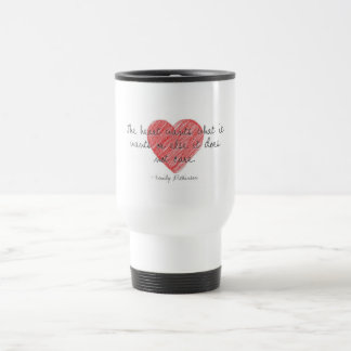 Emily Dickinson Quote Mug