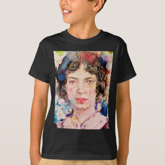 emily dickinson - watercolor portrait.2 T-Shirt