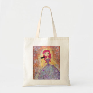 'Emily' Masquerade Tote Bag