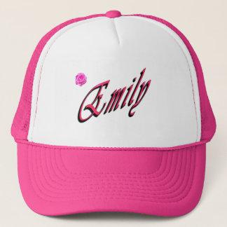 Emily, Name, Logo, Trucker Hat