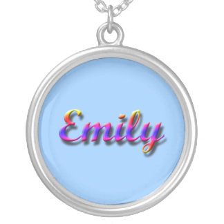 Emily_Name Necklace