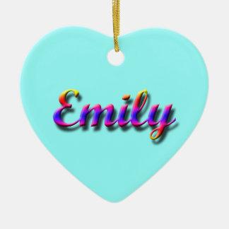 Emily_Name Ornament