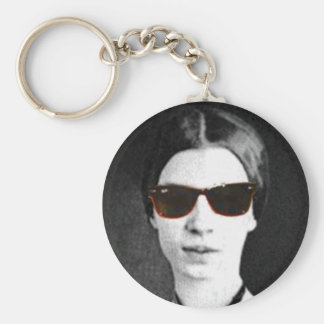 Emily Rocks! Keychain
