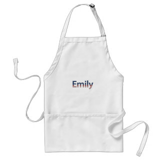 Emily Stars and Stripes Standard Apron