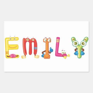 Emily Sticker