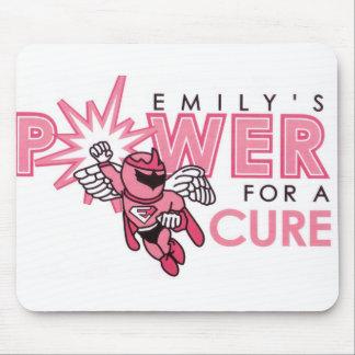 emilylogo mouse pad