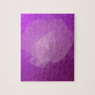 Eminence Violet Abstract Low Polygon Background Jigsaw Puzzle