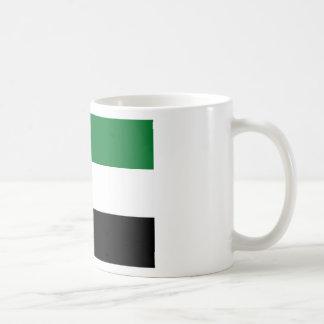 Emiradosarabes flag coffee mug