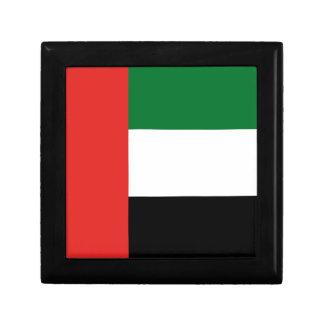Emiradosarabes flag gift box