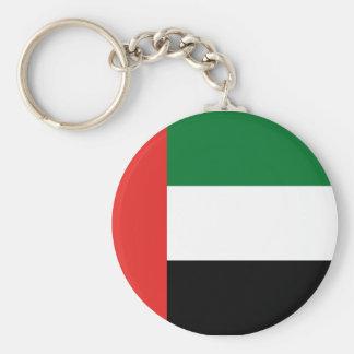 Emiradosarabes flag keychain