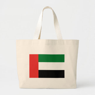 Emiradosarabes flag large tote bag