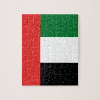 Emiradosarabes flag puzzles