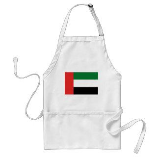 Emiradosarabes flag standard apron