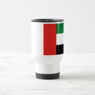 Emiradosarabes flag travel mug