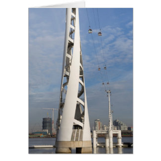 Emirates Cable Car London Card