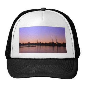 Emirates Cable Car Skyline Trucker Hat