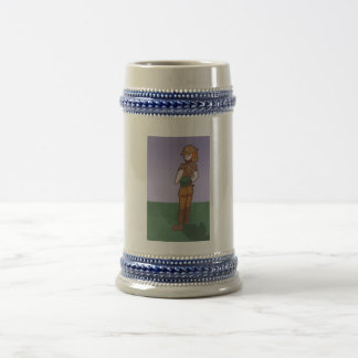 Emma, Anime Art Gallery Character Beer Steins