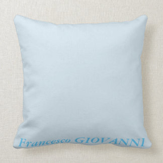 "Emma Cotton Throw Pillow, Throw Pillow 20"" x 20"""
