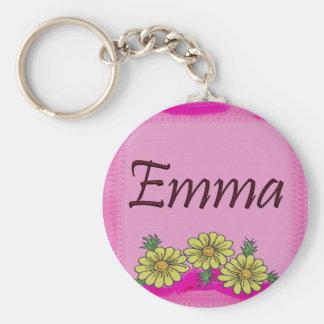 Emma Daisy Keychain