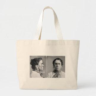 Emma Goldman - anarchist, 1911 Jumbo Tote Bag