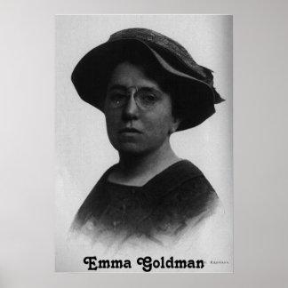 Emma Goldman poster