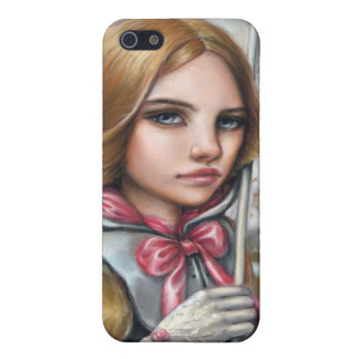 Emma iPhone 5 Case